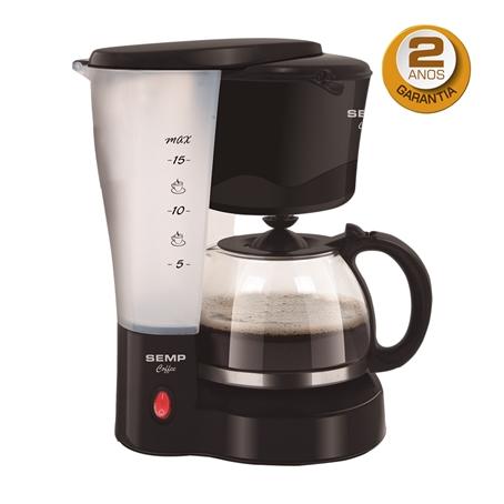 Cafeteira Elétrica Semp Coffee Preto 110v - Cf3015pr