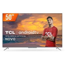 Imagem de Smart TV TCL LED Ultra HD 4K 50